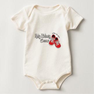 Katy Kidney Beans Baby Bodysuit
