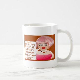 KATYA TONIC BARGAIN COFFEE MUG