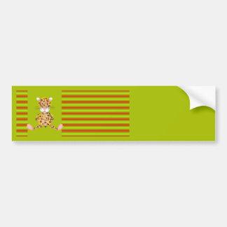 Katze Bumper Sticker