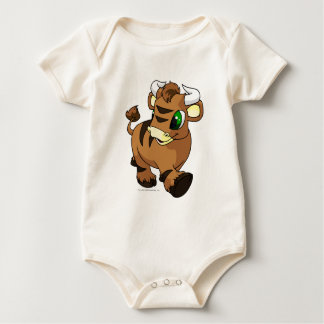 Kau Brown Bodysuit
