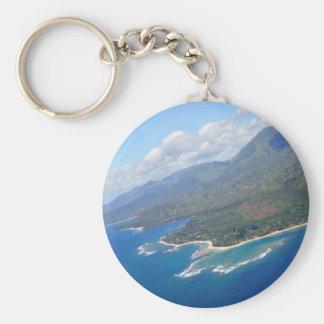 Kauai Coast Key Ring