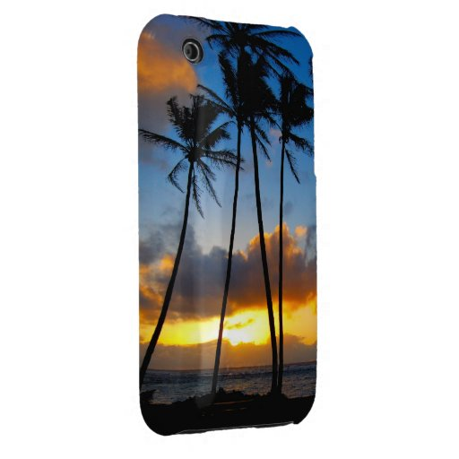 Kauai Hawaii Kapaa iPhone 3 Case