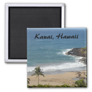 Kauai, Hawaii Magnet