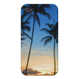 Kauai Hawaii Sunrise iPhone 4/4S Cases