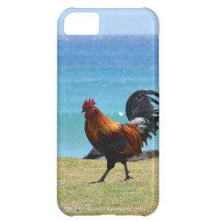 Kauai rooster iPhone 5C case