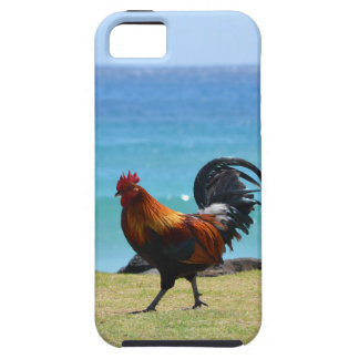 Kauai rooster case for the iPhone 5