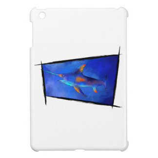 Kauderon V1 - Beautiful Swordfish Case For The iPad Mini