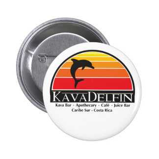 Kava Delfin Logo Button