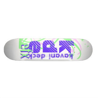 Kavani Mami Deck EFX Board Skate Deck