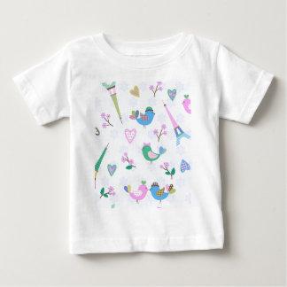 Kawai,cute,paris,trendy,floral,vintage,girly,fun, T-shirt