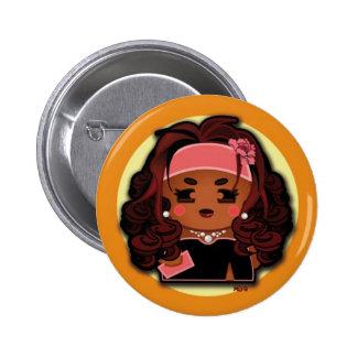 kawai park 6 cm round badge