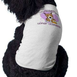Kawaii American Staffordshire Terrier Rally-O Doggie T Shirt