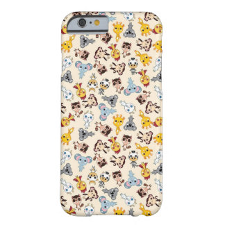 Kawaii Animals Barely There iPhone 6 Case
