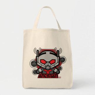 Kawaii Ant-Man Graphic Tote Bag