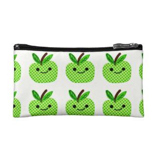 Kawaii apple bag makeup bag