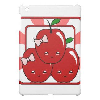 Kawaii Apple Basket (Girl) Case For The iPad Mini