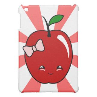 Kawaii Apple (Girl) iPad Mini Covers