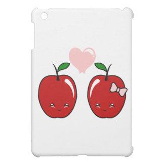 Kawaii Apple Love iPad Mini Cover