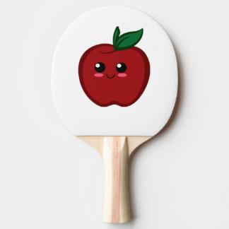 Kawaii Apple Ping Pong Paddle