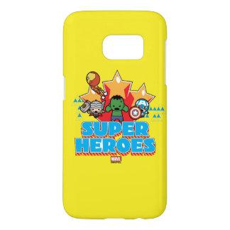 Kawaii Avenger Super Heroes Graphic