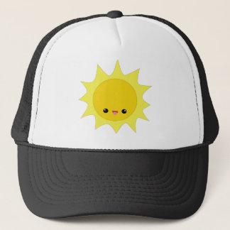 Kawaii baby sun hat