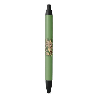 Kawaii Bamboo Dragon Pen