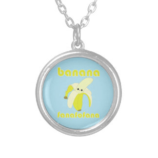 Kawaii Banana Fanafofana necklace