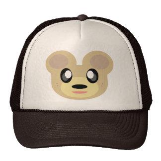 KAWAII BEAR HONEY SWEET ANIMAL FRIEND  TRUCKER HATS