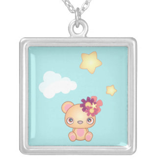 Kawaii Bear Custom Jewelry