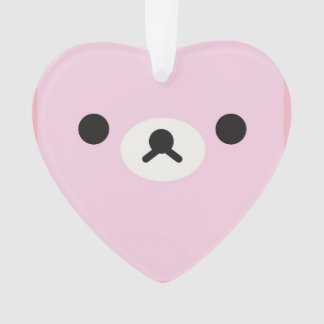 Kawaii Bear Rilakkuuma christmas ornament Cute