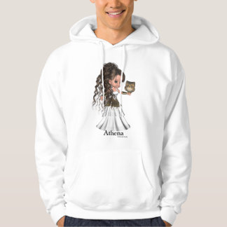 Kawaii Beautiful Athena Greek Goddess Shirt