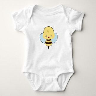 Kawaii Bee Baby Bodysuit