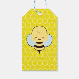 Kawaii Bee Gift Tags