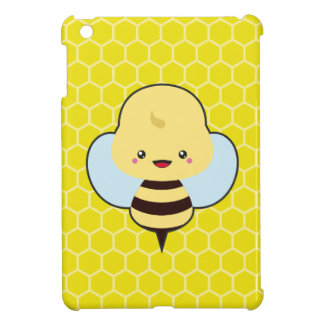 Kawaii Bee iPad Mini Cases