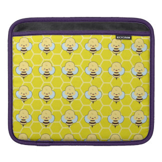Kawaii Bee iPad Sleeve