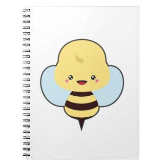 Kawaii Bee Notebooks