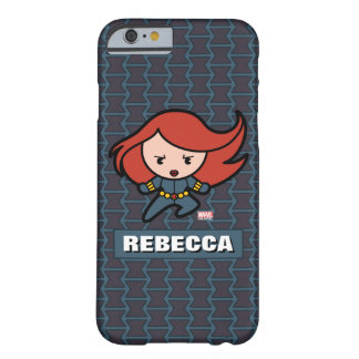 Kawaii Black Widow Dash Barely There iPhone 6 Case