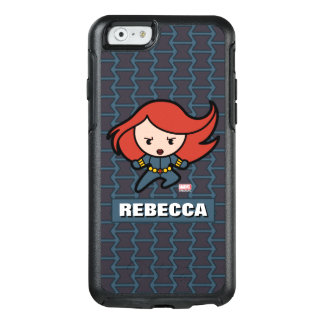 Kawaii Black Widow Dash OtterBox iPhone 6/6s Case