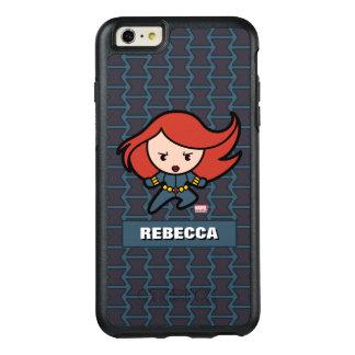 Kawaii Black Widow Dash OtterBox iPhone 6/6s Plus Case