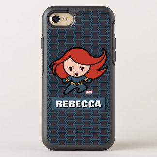 Kawaii Black Widow Dash OtterBox Symmetry iPhone 8/7 Case