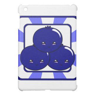 Kawaii Blueberry Basket (Boy) iPad Mini Covers