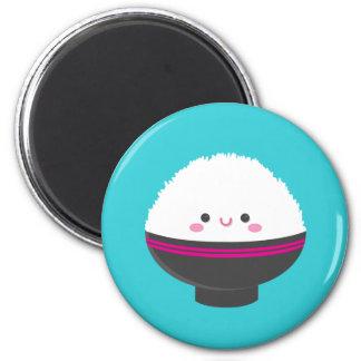 Kawaii Bowl of Rice Magnet