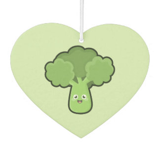 Kawaii Broccoli Car Air Freshener