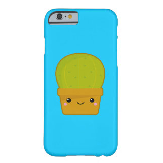 Kawaii Cactus Barely There iPhone 6 Case
