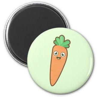 Kawaii Carrot Magnet