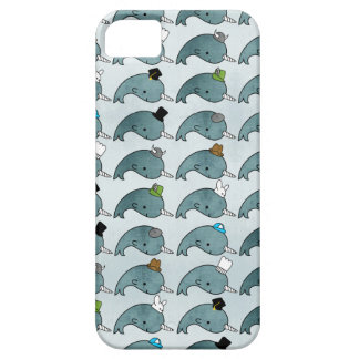 Kawaii Cartoon Grunge Narwhals hats phone case