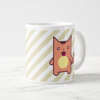 Kawaii cat jumbo mugs