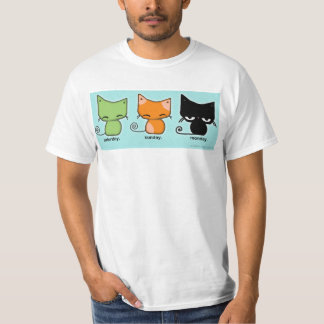 Kawaii Cats T-Shirt