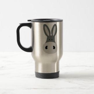 Kawaii Charlie Donkey Travel Mug