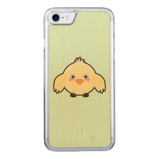 Kawaii Chick Carved iPhone 8/7 Case